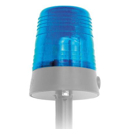 BERGTOYS Skelter accessoire Kap blauw voor Buddy Zwaailamp