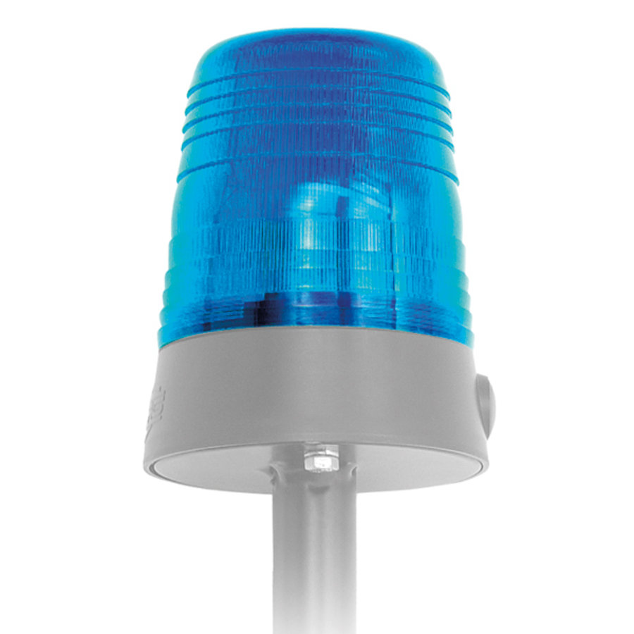 BERGTOYS Go-Kart Accessories Blue Light on Pole