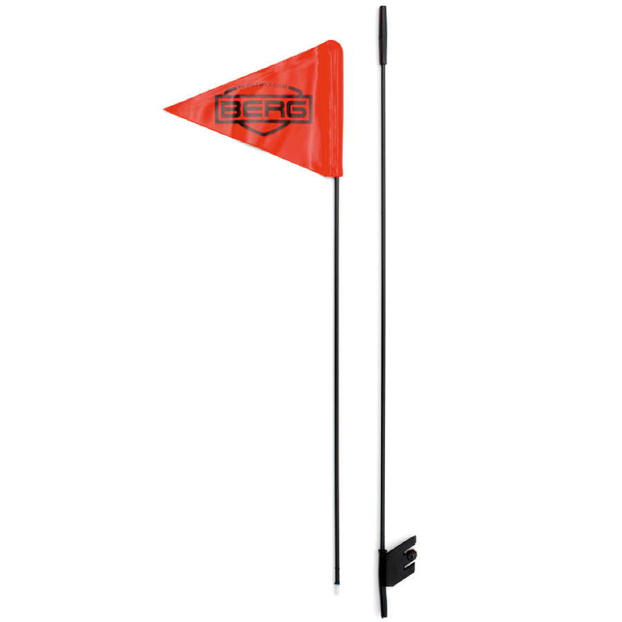BERGTOYS Skelter accessoire Buddy Vlag