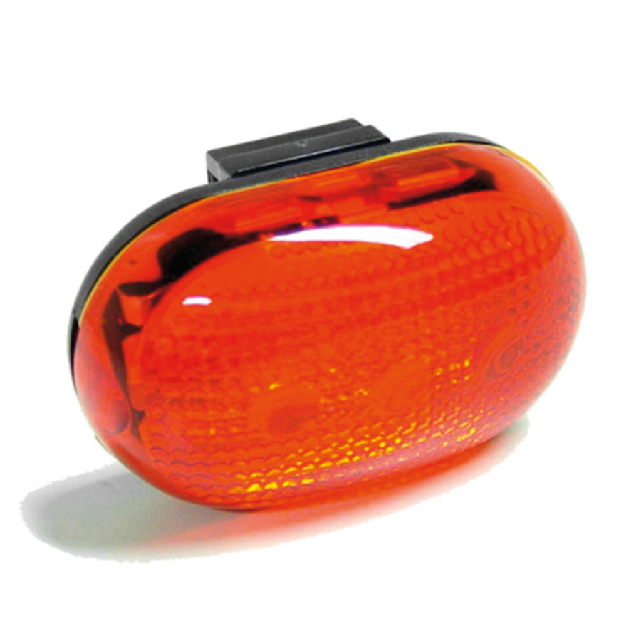 BERGTOYS Feu LED, rouge