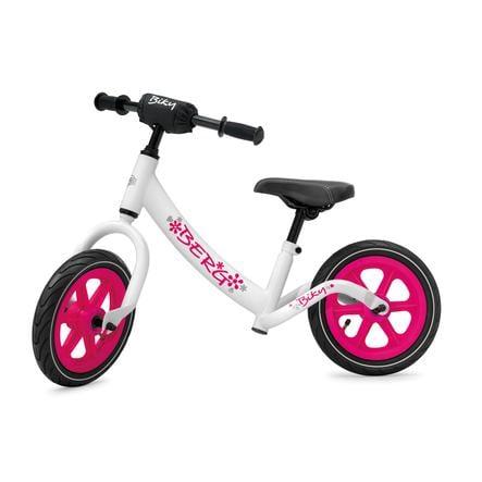 BERG Toys - Bicicletta senza pedali Biky White