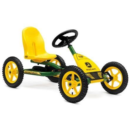 BERGTOYS Kart à pédales Buddy John Deere