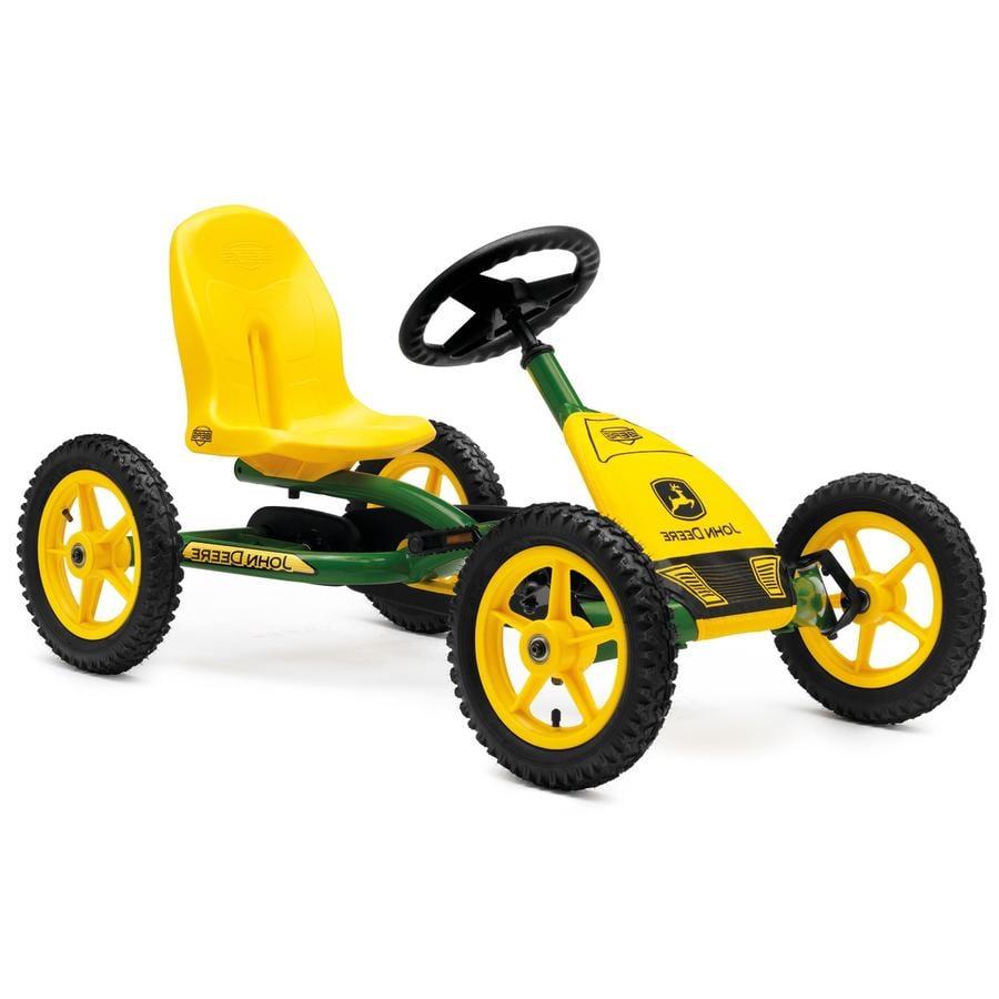 BERG Toys - Go-Kart a pedali Berg Buddy John Deere