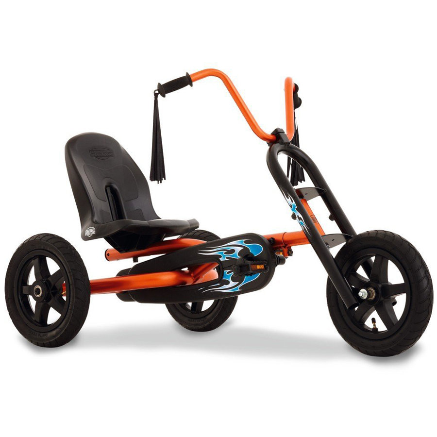 BERG Toys - Go-Kart a pedali Berg Choppy