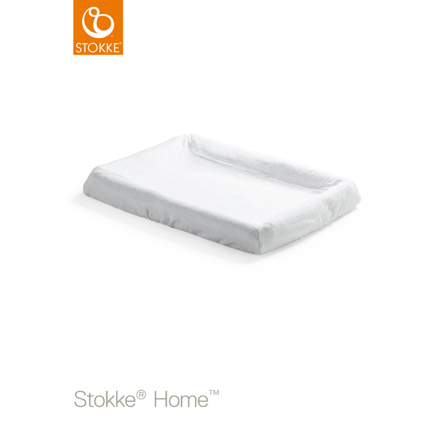 STOKKE® Home™ Changer Mattress Cover White