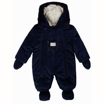 Fantastisk KANZ Baby Vinteroverall Plysch dress blå pinkorblue.se GL44