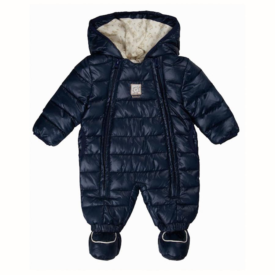 KANZ Baby Schneeanzug dress blue