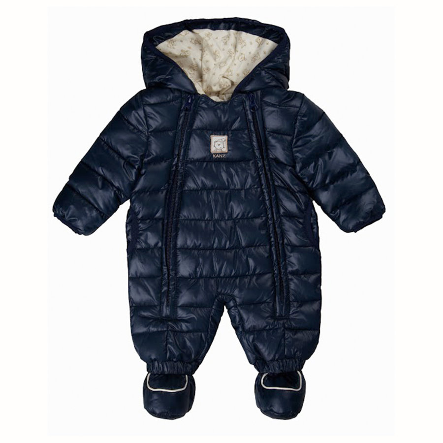KANZ Baby Sneeuwpak dress blue