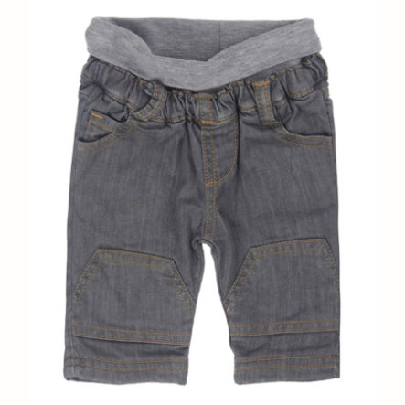 STEIFF Boys Baby Spodnie Jeans grey denim