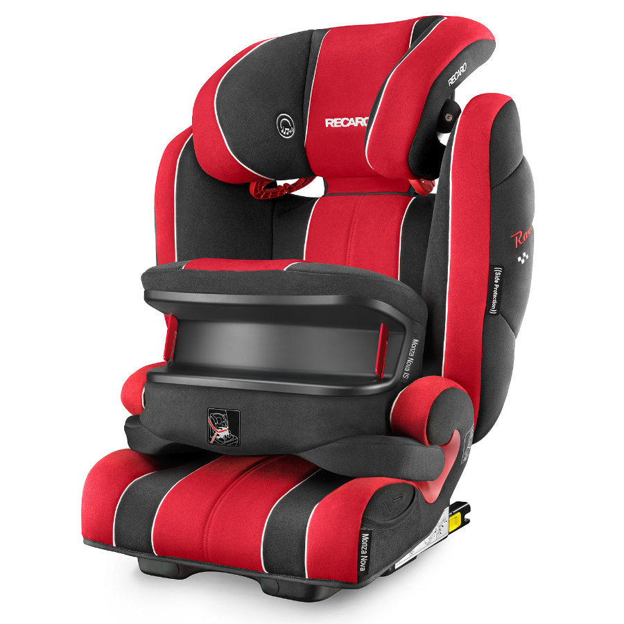 RECARO Autostoel Monza Nova IS Seatfix Racing limited Edition