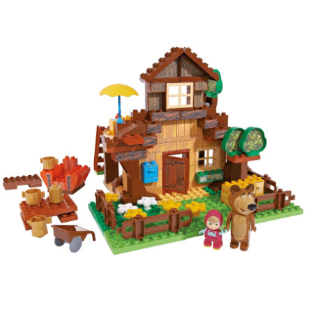 BIG PlayBIG Bloxx Masha and the Bear - Misha's House