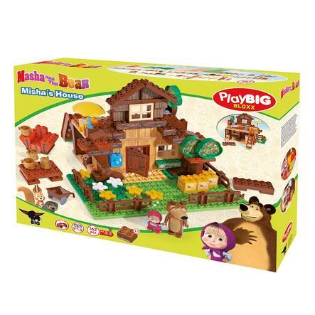 BIG PlayBIG Bloxx Masha et Michka - La maison de Michka l'ours