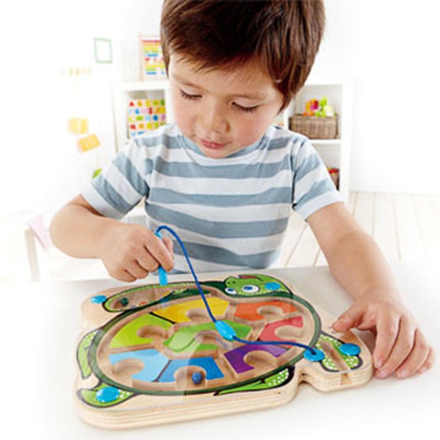 HAPE Colorback Sea Turtle™ – Värikäs kilpikonna