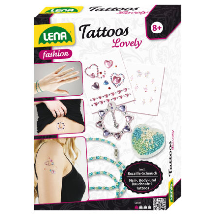 SMG LENA Tattoos Lovely