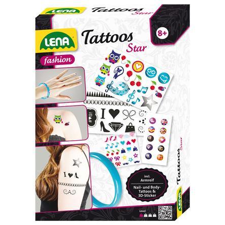 SMG LENA Tetování Star 42432