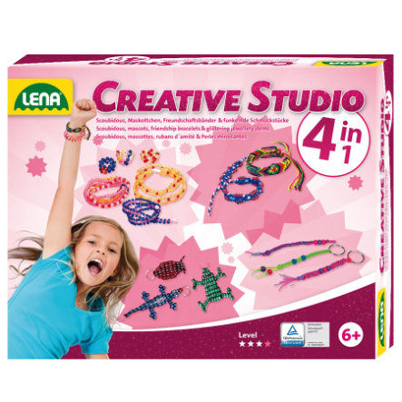 LENA® Creativ Studio 4 in 1, 42026