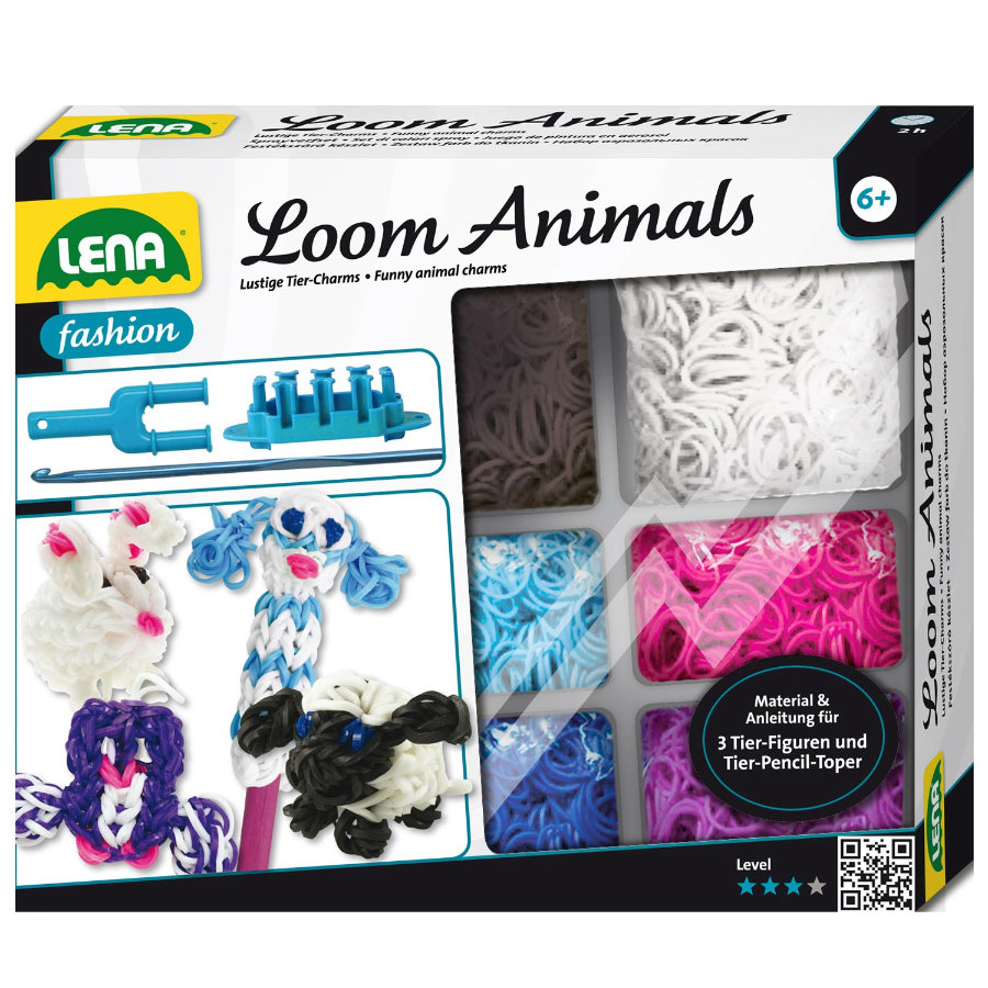 LENA Animaux Looms, 42436