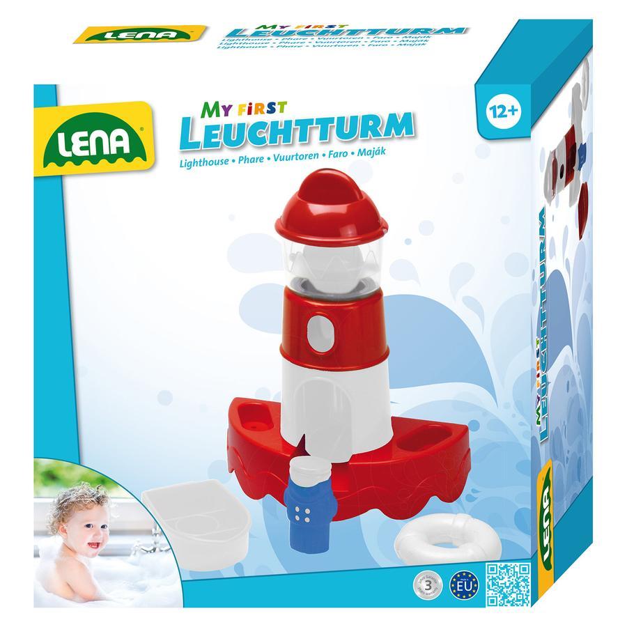 LENA® Wasserspaß Leuchtturm