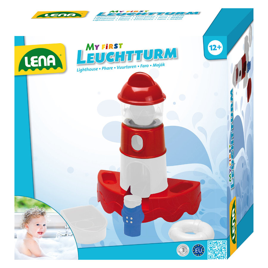 SMG LENA Wasserspaß Leuchtturm