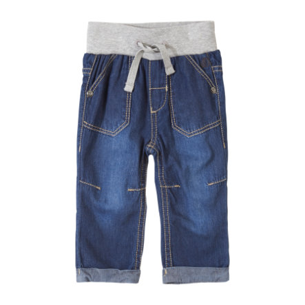 s.OLIVER Boys Mini Jeans blue denim