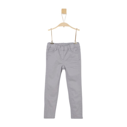 s.OLIVER Girls Mini Hose grey