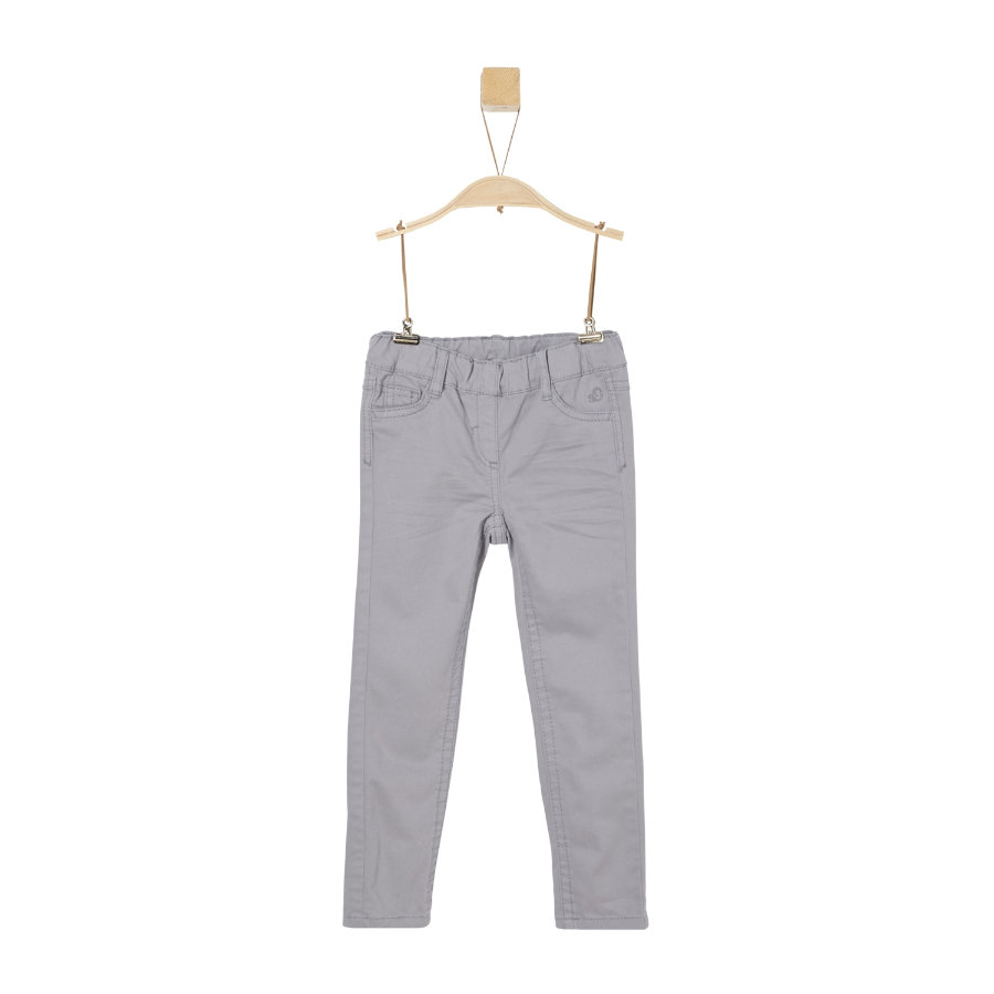 s.OLIVER Girls Mini Spodnie grey