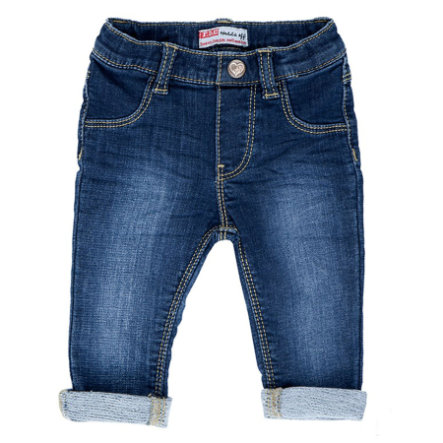 FEETJE Girls Mini Spodnie dżinsowe washed blue denim