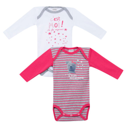 ABSORBA Baby Bodies 1/1 Arm 2-er Pack