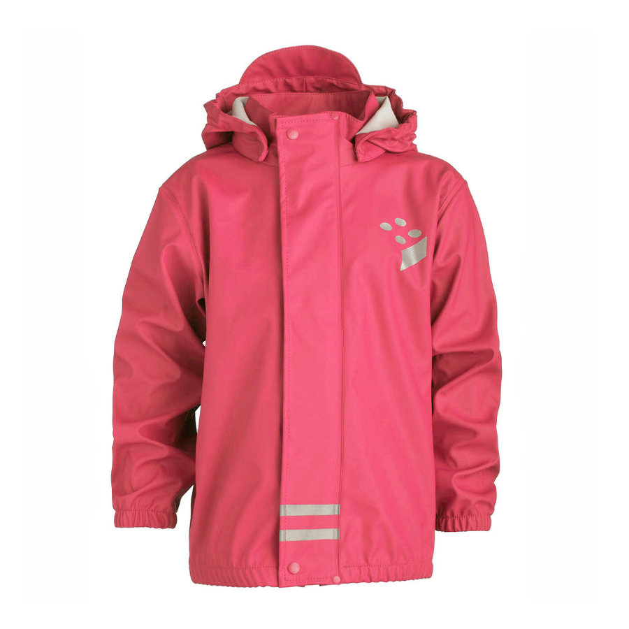 LEGO WEAR Girls Regenjacke JEAN 206 pink
