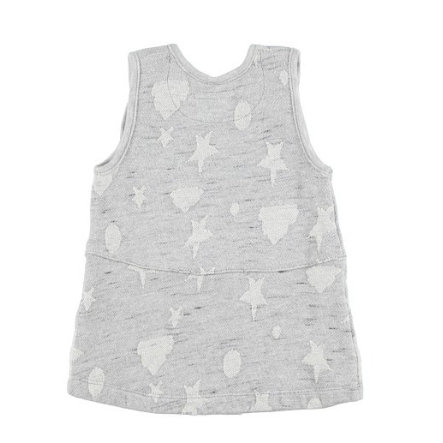 BELLYBUTTON Girls Baby Jurk grey melange