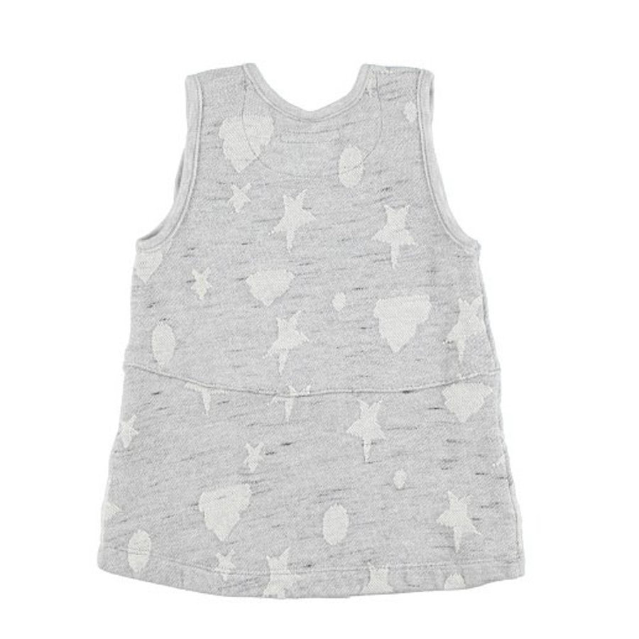 BELLYBUTTON Girls Baby Kleid grey melange