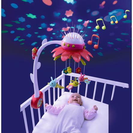 SMOBY Cotoons - Babymobil med Projektor