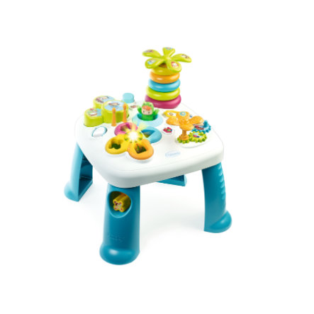 SMOBY Cotoons - Activity-tafel, blauw