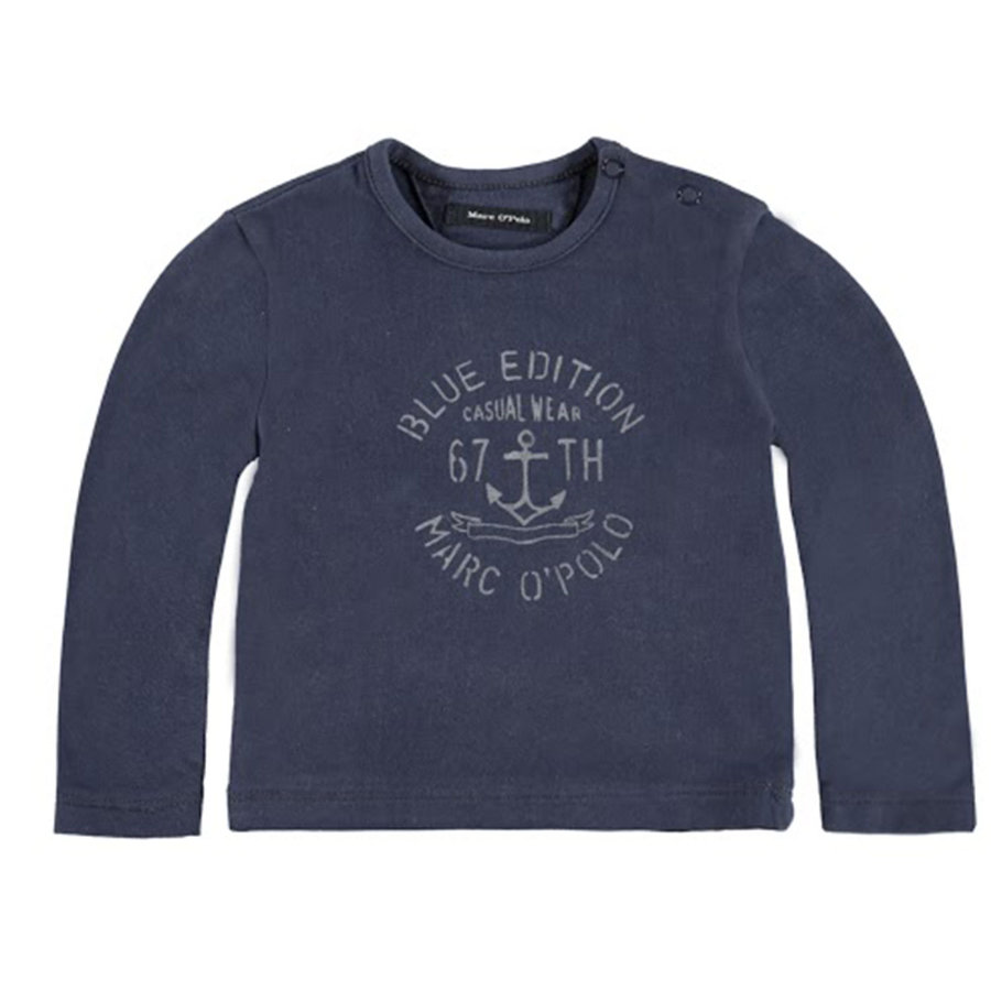 MARC O`POLO Boys Mini Longsleeve mood indigo
