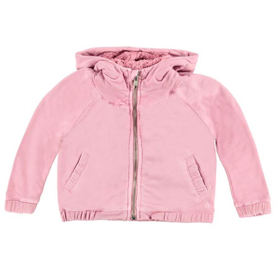 MARC O`POLO Girl s Mini Sweat Jacket rosado