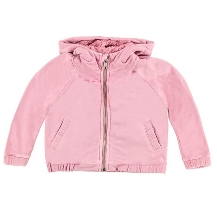 MARC O`POLO Girl 's Mini Sweat Jacket Rosé