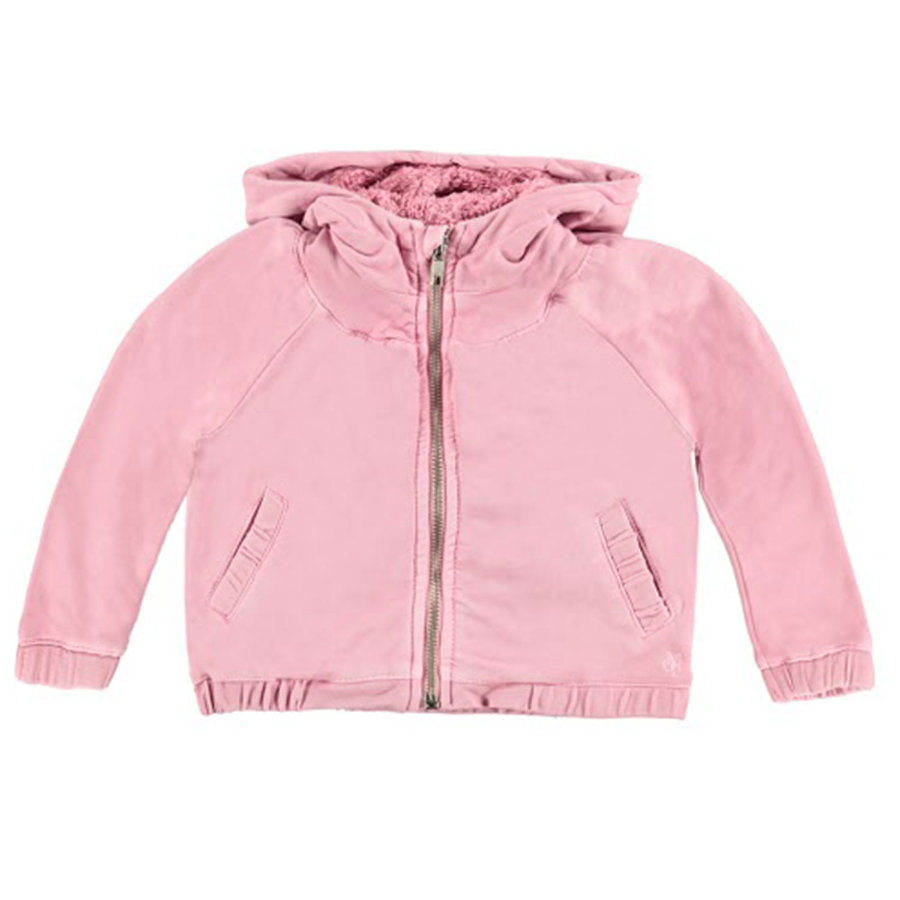 MARC O`POLO Girl 's Mini Sweat Jacket rozet van MARC O`POLO's