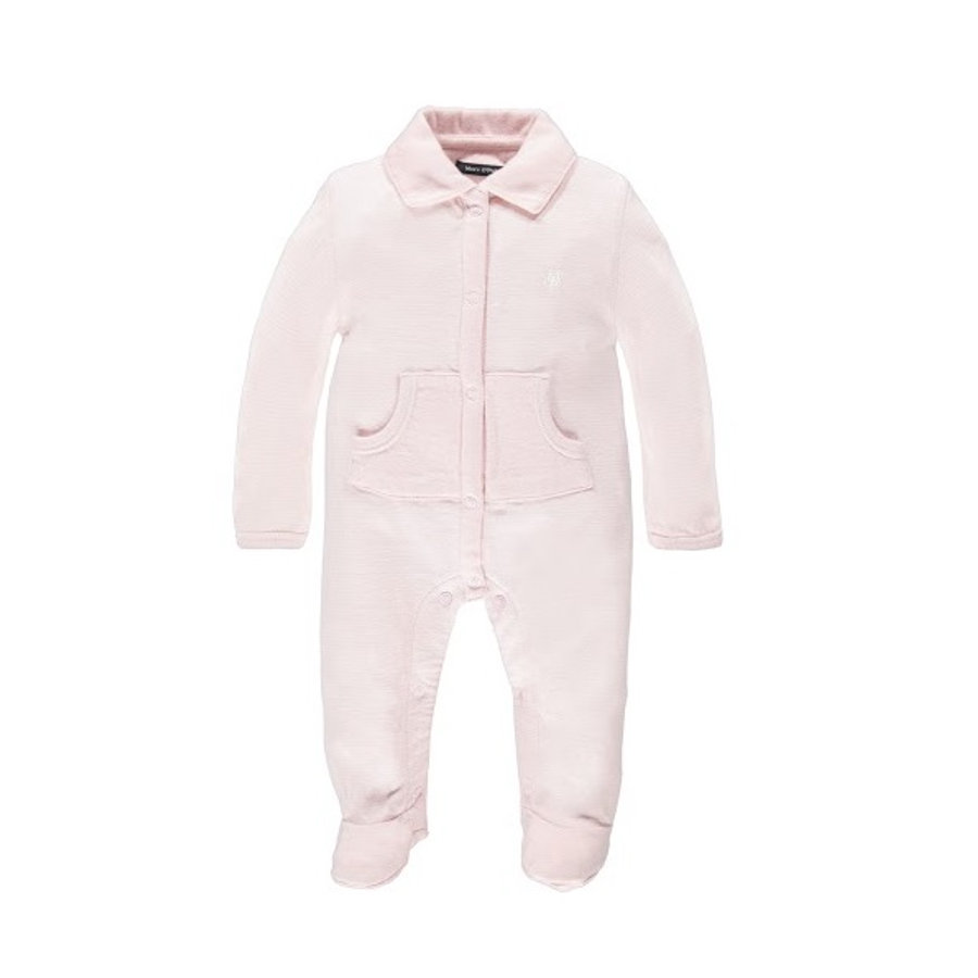 MARC O`POLO Girls Baby Overall rosé