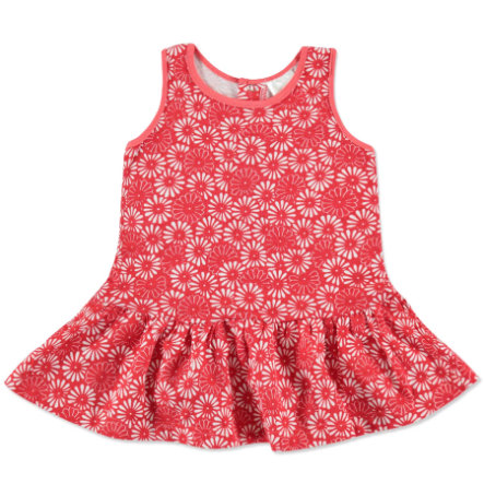 anna & tom Mini Girls Kleid Blumen rosa