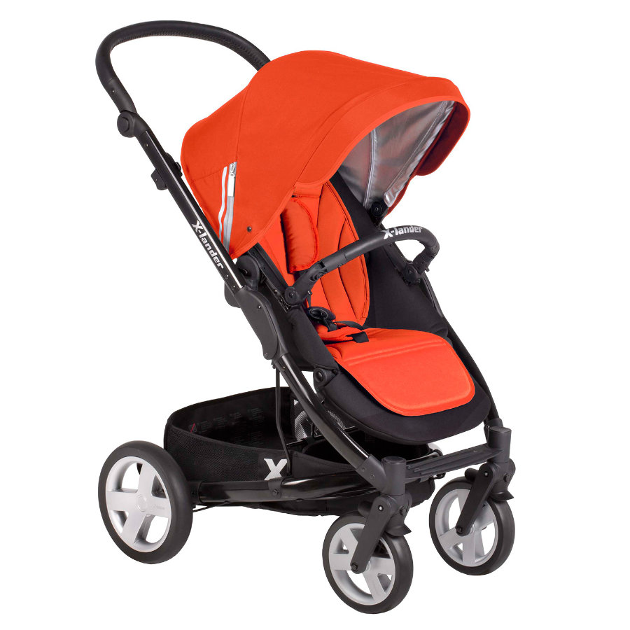 X-Lander Buggy X-CITE 14 orange