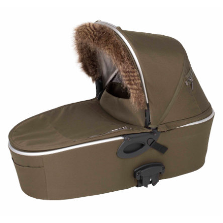 X-Lander Outdoor Carrycot 14 terra with Fur