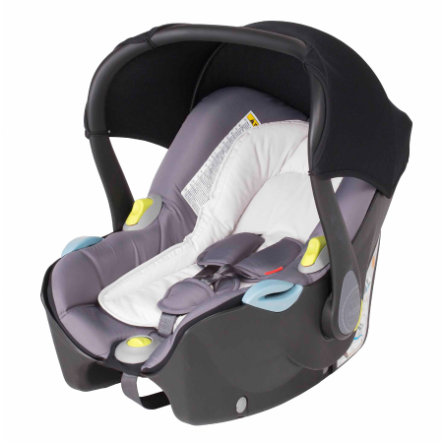 X-Lander Autokindersitz CAR SEAT 14 Set grey