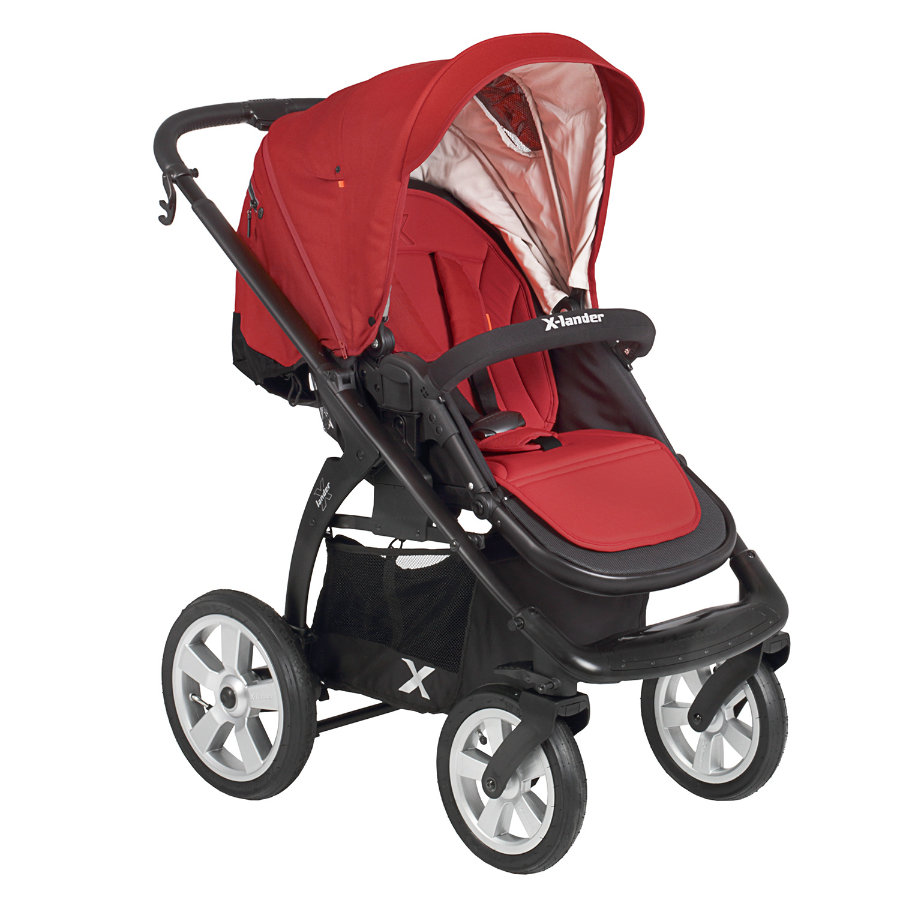 X-Lander Buggy X-MOVE 15 red