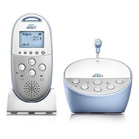 Philips AVENT SCD570/00 DECT Babyfoon met Flex Eco Mode, Nachtmodus