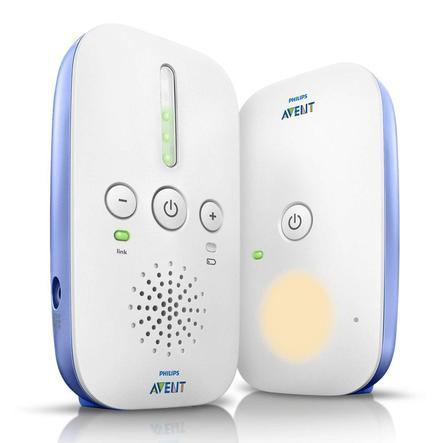 Philips Avent DECT Babyphone SCD501/00, Nachtlicht