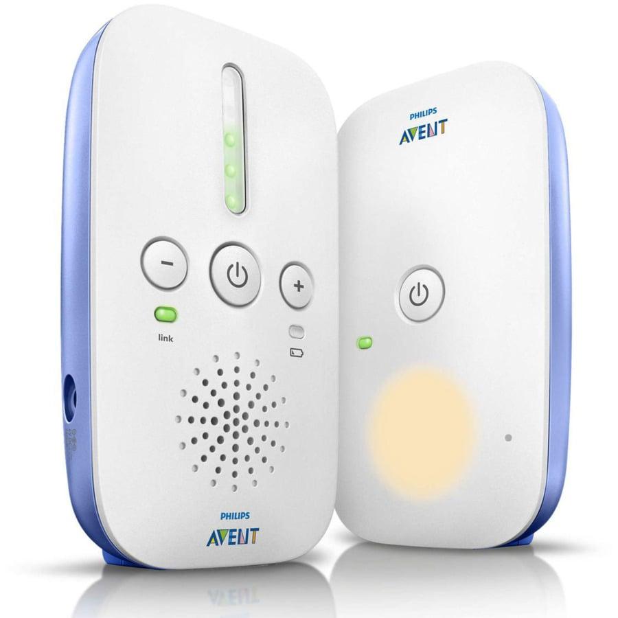 Philips AVENT SCD501/00 Babyvakt vit/blå