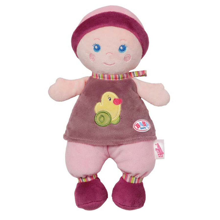 ZAPF CREATION BABY born® for babies Duża, szamcianka lalka