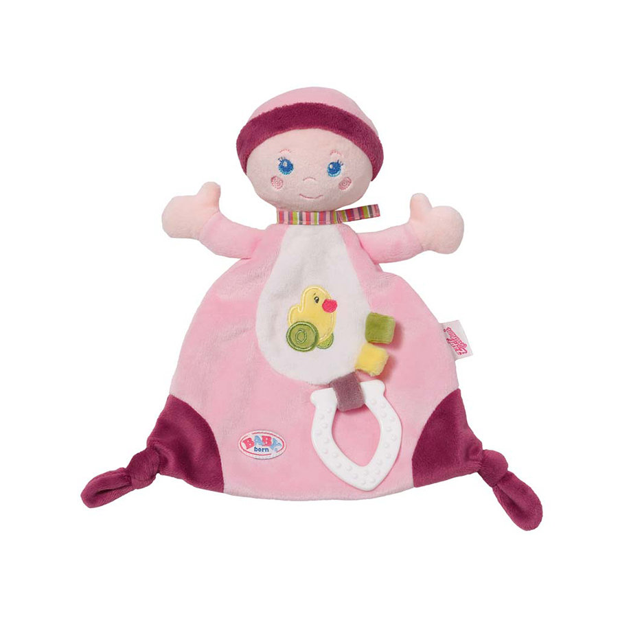 ZAPF CREATION BABY born® for babies Knuffeldoek klein