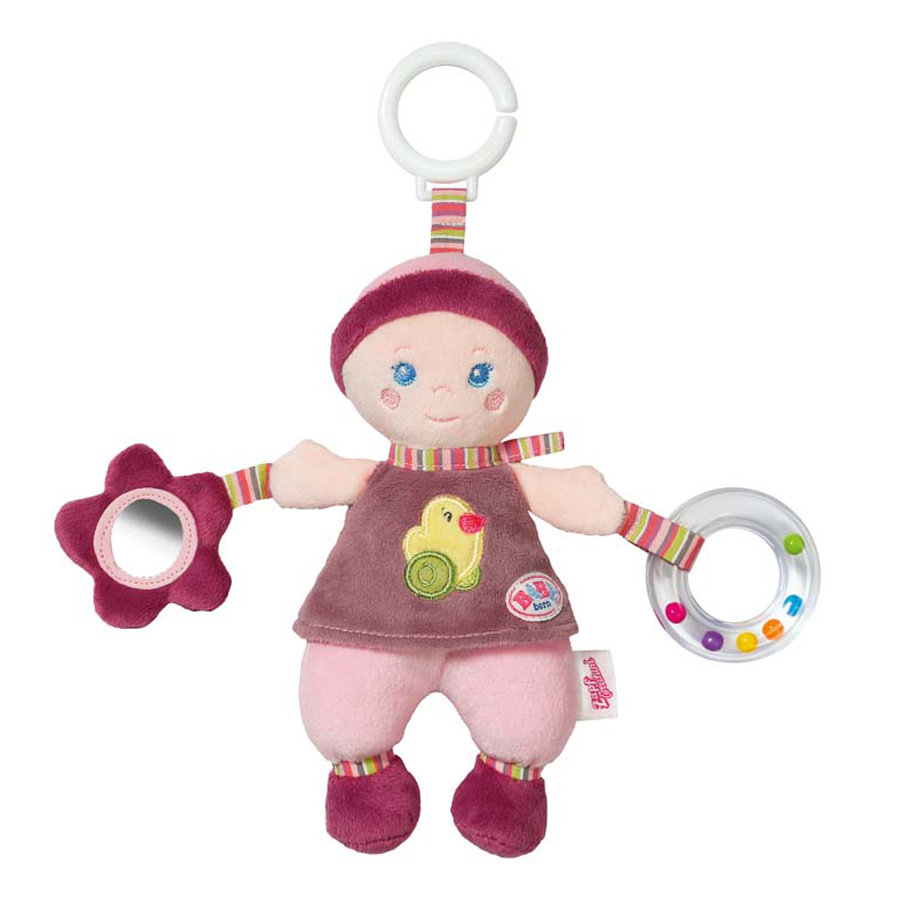 Zapf Creation BABY born® for babies Activity Puppe