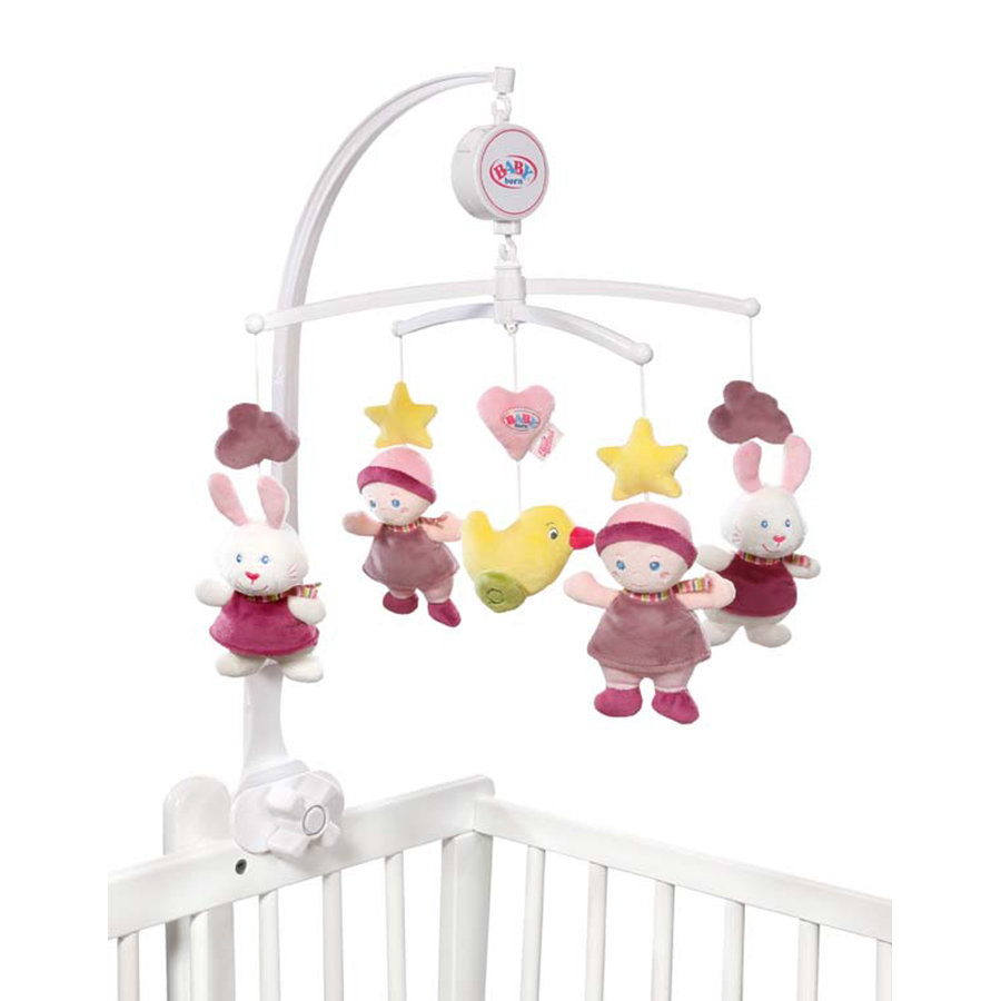ZAPF CREATION BABY born® for babies Karuzela